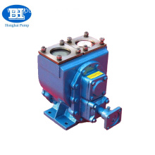 Pto driven fuel oil gear pump for truck
